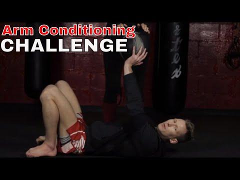Arms | STAMINA and ENDURANCE Challenge