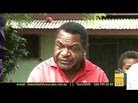 Land owners want compensation for Kokoda plane crash