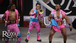 WWE Network: The New Day reveals a new team member: Royal Rumble 2016