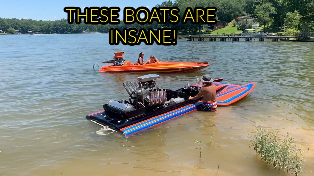 1000hp Hot Rod Boat Gang! Finnegan's Garage Ep.109
