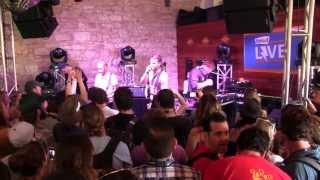 Cold War Kids (Live) @ SxSW 2013 StubHub Venue