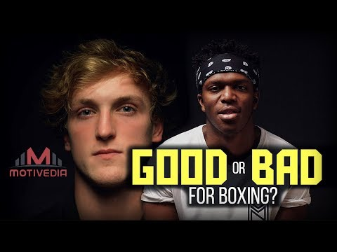 KSI vs Logan Paul - GOOD OR BAD for Boxing?