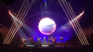 Brit Floyd Southampton Dock-The Final Cut Royal Concert Hall Glasgow 05 03 2018