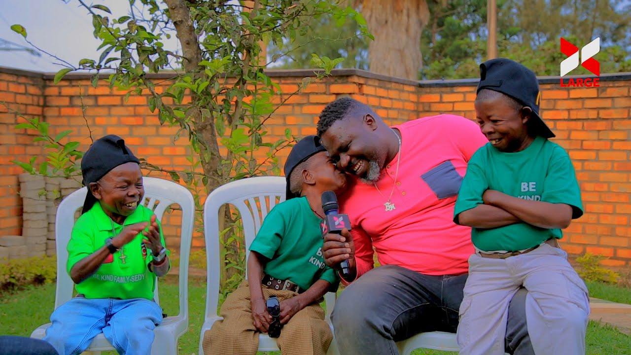 Peter,Paul&Ndereya bazonze NDIMBATI  bitabaho/Ndimbati arabazengereje bahita bahaguruka/Uraseka mpak