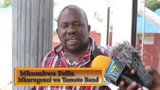 Mkubwa Fella awajibu wanaowabeza wasanii wa Yamoto Band