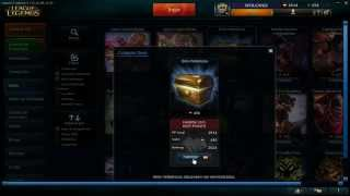 SKINS MISTERIOSAS  League Of Legends ABRINDO 5 BOX