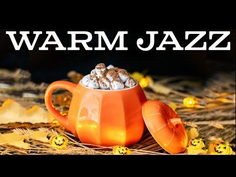 Warm JAZZ - Sweet Bossa Nova and Aroma Coffee Music: Autumn Bossa Nova JAZZ