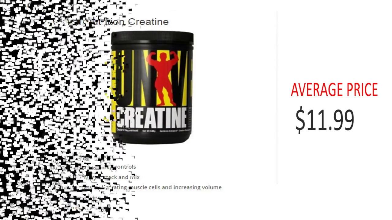 Best Creatine Supplements - Top 10