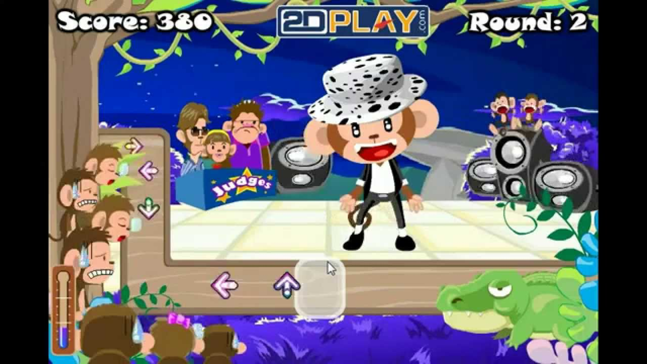 Monkey Games Please