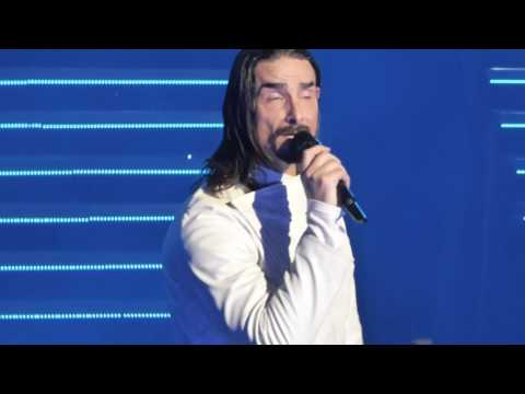 Backstreet Boys - Drowning - April 14, 2017