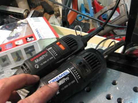 dremel multipro 395 type 5 manual