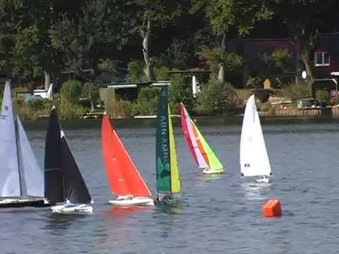 Repeat Vela One Meter Sailboat - AQUACRAFT by DJ GS-1 - You2Repeat