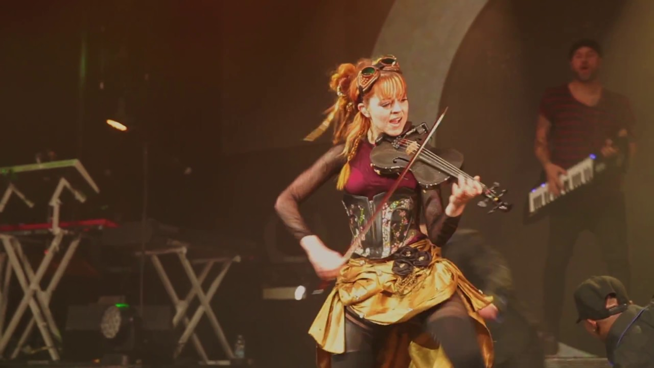 Lindsey stirling roundtable rival скачать mp3