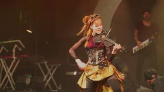 Lindsey Stirling Roundtable Rival Only Violin