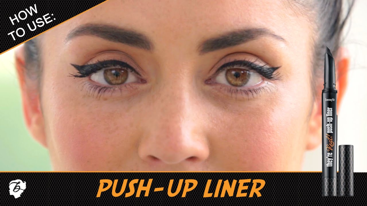 473f8942bea BeneReal | How to use... they're real! push-up liner - YouTube