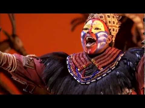 The Lion King - New York City Broadway Show