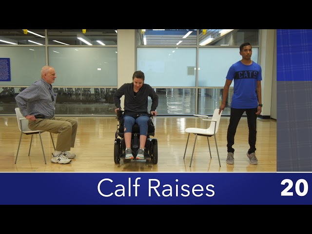 Modified Calf Raises