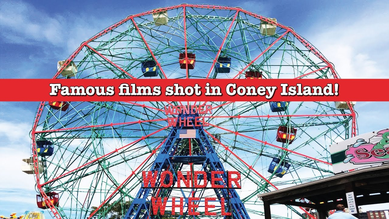 10 Famous Movies Filmed in Coney Island, Brooklyn    A Slice