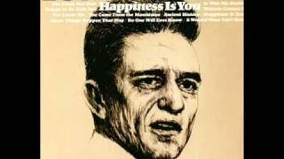 Johnny Cash - No One Will Ever Know