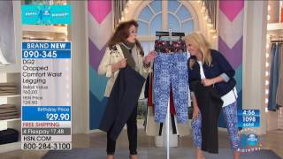HSN | Diane Gilman Fashions Celebration 07.15.2017 - 09 PM