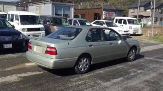 Видео-тест автомобиля Nissan Bluebird (EU14-014648 1996г)