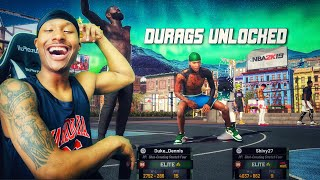 I UNLOCKED DURAG DUKE ON NBA 2K19! THEY PUT DURAGS ON 2K BC OF ME? BEST BUILD NBA 2K19! DEMIGOD 2K19
