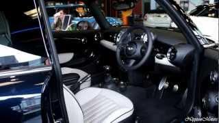 2013 Mini Cooper S  Interior Review - In Detail (720p HD)
