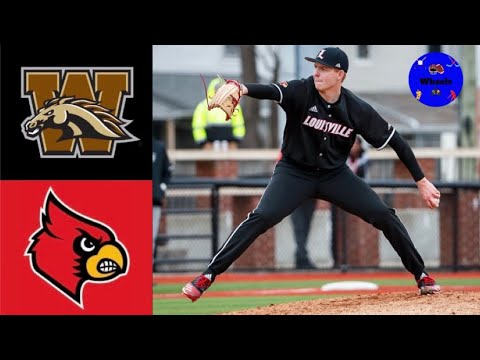 Western Michigan vs #3 Louisville (Game 1) | 2020 College Baseball Highlights
