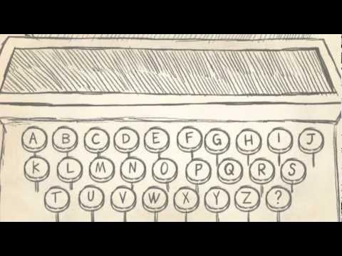 Waarom begint een toetsenbord met QWERTY?