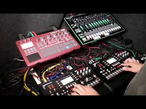 DL - Short Techno Session 180818 (minimal / tribal)