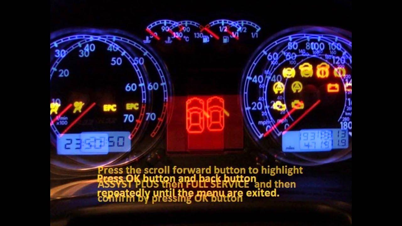 2009 Lexus Rx 350 Dashboard Warning Lights