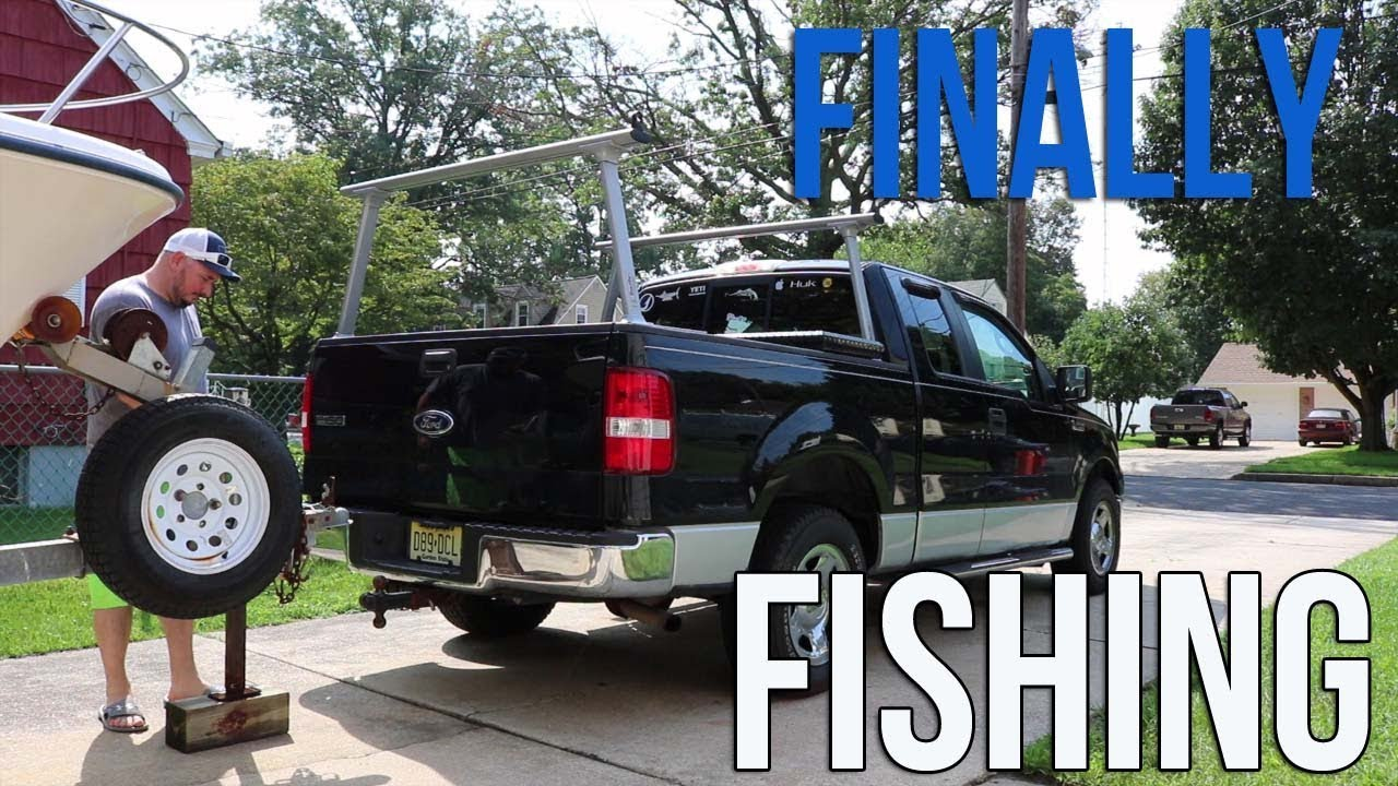 We finally got out for some fishing on the back bays of for Ocean city nj fishing report