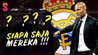 4 Pemain yang Wajib Diboyong Zinedine Zidane ke Real Madrid