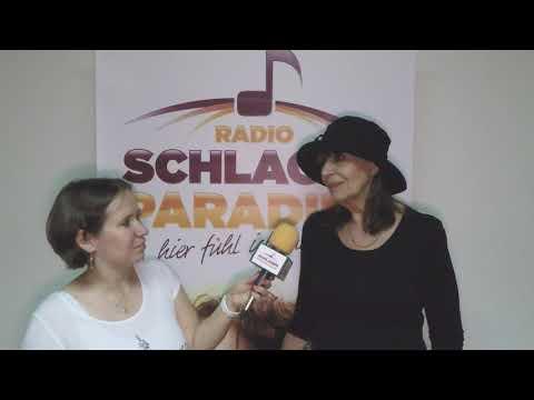 Cindy Berger im Interview bei Radio Schlagerparadies