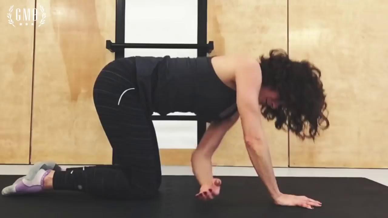 full body warm up pdf