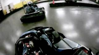 2 wide at Sykart Tigard OR. With M.Henderson.