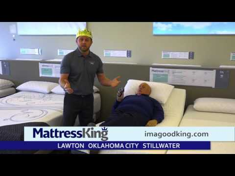 Adjule Beds At Mattress King Even Cured Johnny Ross S Problems
