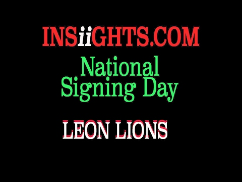 TALLAHASSEE LEON HIGH SCHOOL -SIGNING DAY