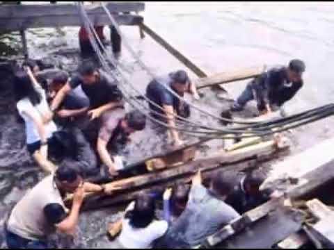 Zamboanga Officials Accidental Bath