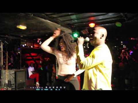 Soiree sénégalaise au Titan Club avec rakhou comme artiste invité keba Seck