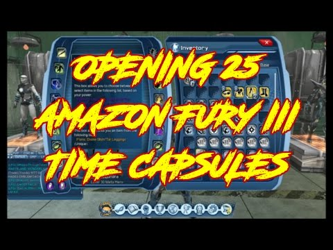 Opening 25 Amazon Time Capsules for the Shim