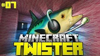 Der FISCH des TODES?! - Minecraft Twister #07 [Deutsch/HD]
