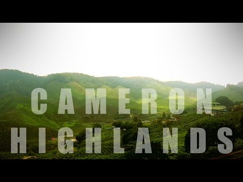 Quick Trip To Cameron Highlands 2016