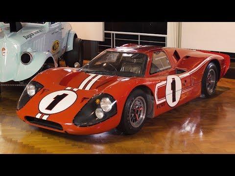 Ford vs Ferrari at 1967 Le Mans | The Henry Ford's Innovation Nation