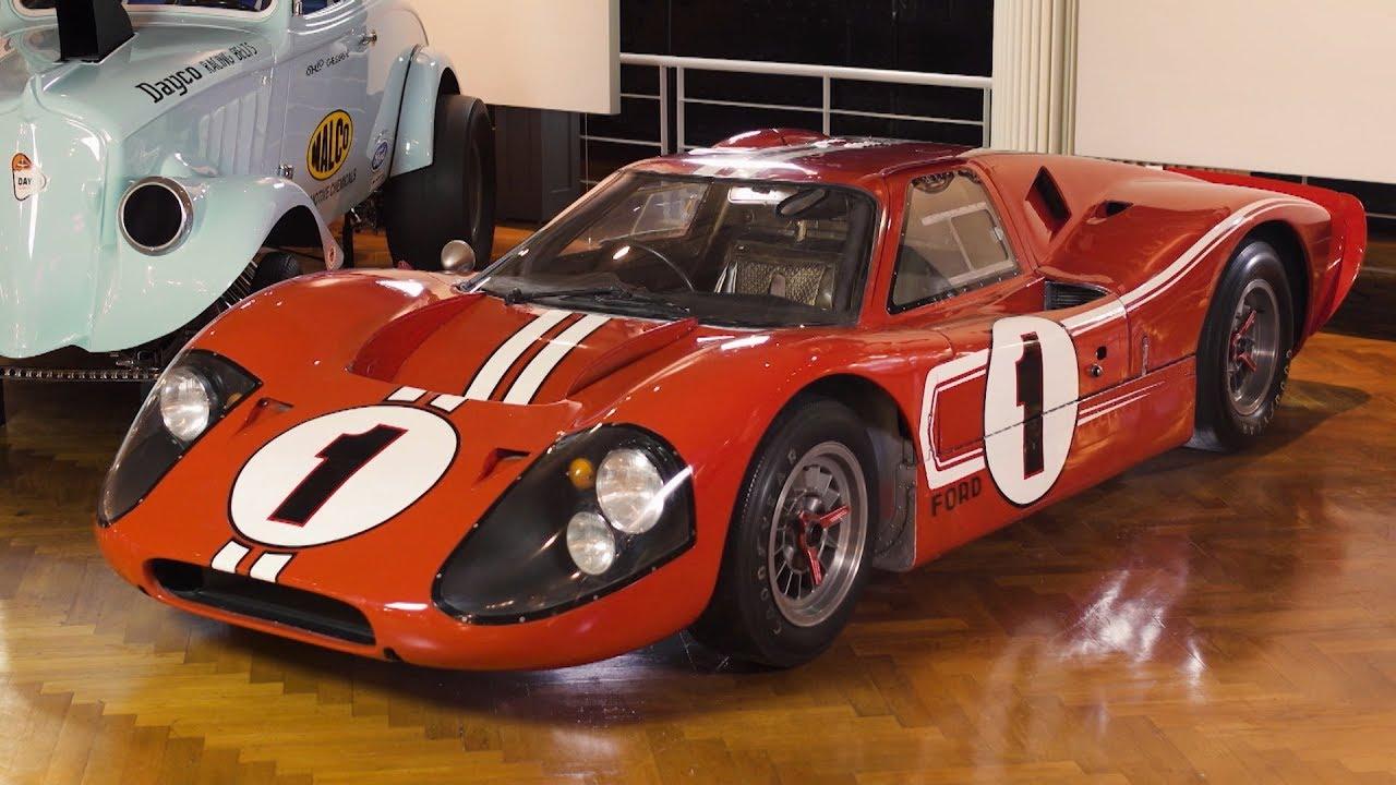 Ford Vs Ferrari At 1967 Le Mans The Henry Ford S Innovation Nation Youtube