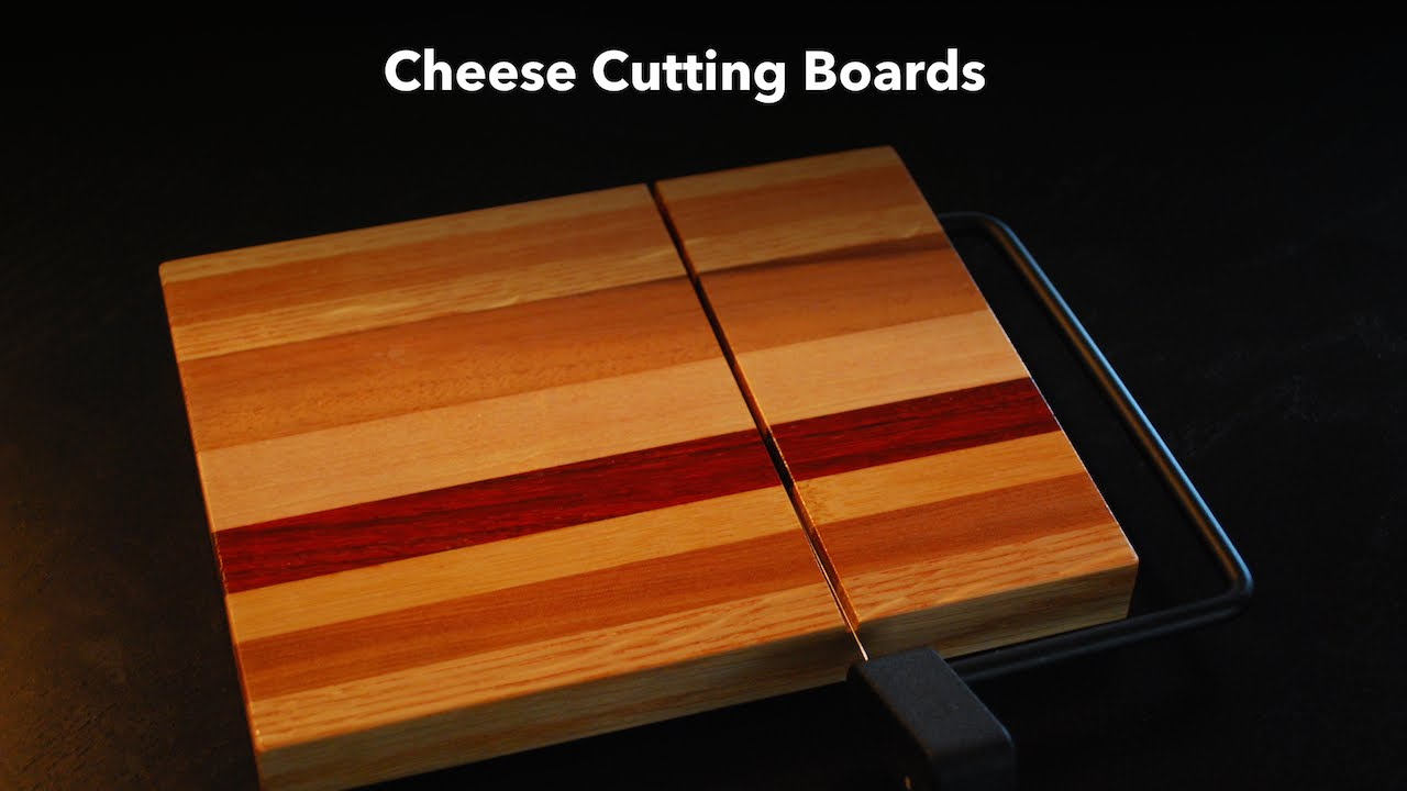 Cheese Cutting Boards