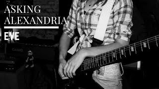 vuclip ASKING ALEXANDRIA - EVE / guitar cover by ena
