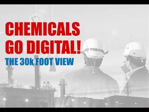 execon partners Chemicals Go Digital! The 30k Foot View - Webcast (English)