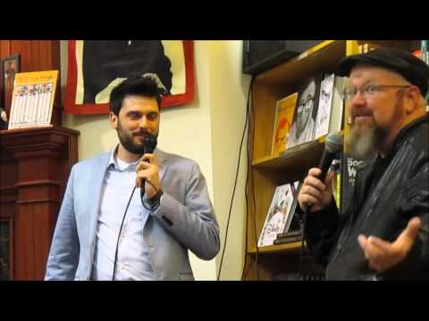 Staked by Kevin Hearne (with Luke Daniels) Part 1 of 3