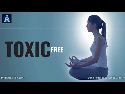 Free Yourself from Toxic Attitude & Feeling (741hz)-Subconscious Mind Programming-Binaural Beats